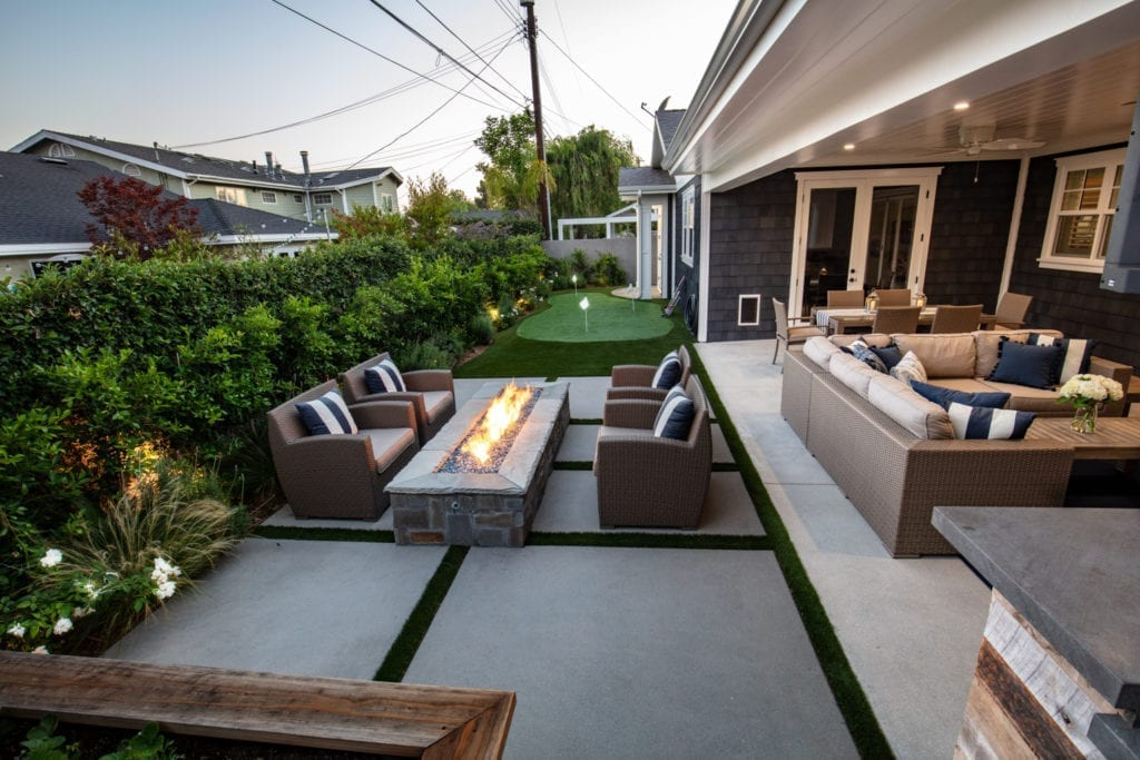 Outdoor Living Spaces in El Segundo, CA
