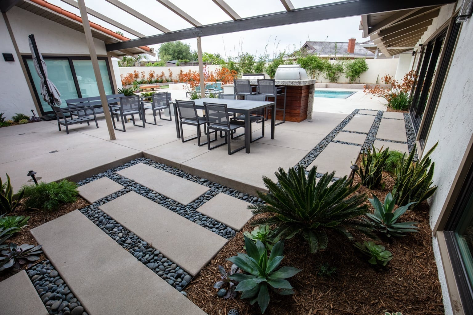 Manhattan Beach, California Hardscaping Services