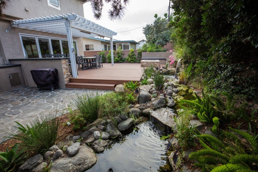 El Segundo, CA Outdoor Living