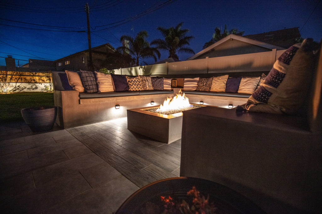 California Landscape Lighting Ideas